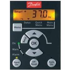 Дисплей Danfoss LCP 12 с потенциометром