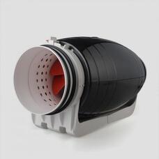 Малошумный канальный вентилятор Binetti FDS-125 Silent