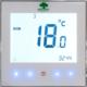 Пульт управления для теплого пола Mycond TOUCH white