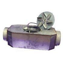 Эжекторный дымосоc 125 из нержавеющей стали