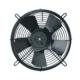 Осевой вентилятор Турбовент Сигма 450 В/S (на решетке)